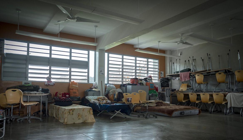 Urgen opciones de vivienda digna para refugiados tras María   Centro ...