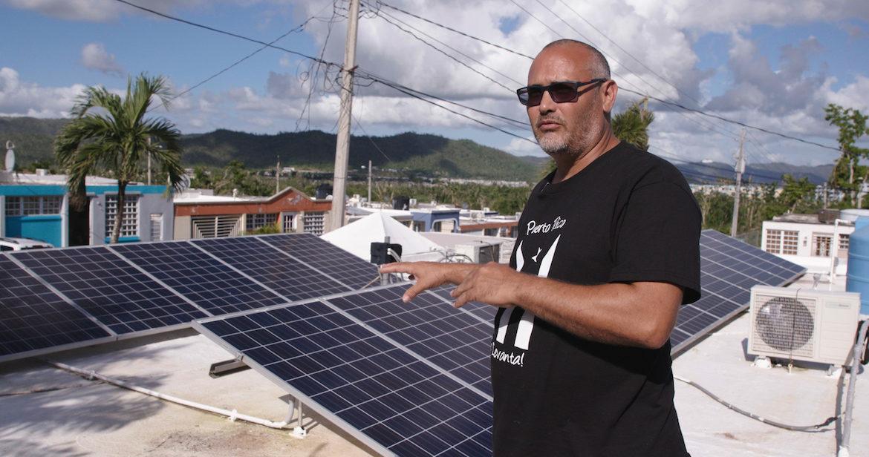 El Huracan Maria Destapa El Fracaso De La Mayoria De Los Paneles Solares En Puerto Rico Centro De Periodismo Investigativocentro De Periodismo Investigativo