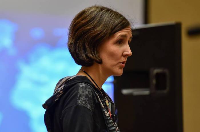 Marina Walker, Consorcio Internacional de Periodistas Investigativos.