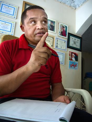 Dr. Eduardo Ortiz Mejías