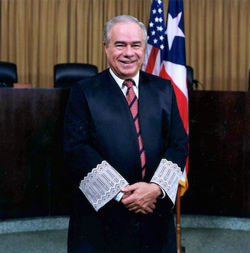 Jaime Fuster Berlingeri, former judge for the Supreme Court of Puerto Rico