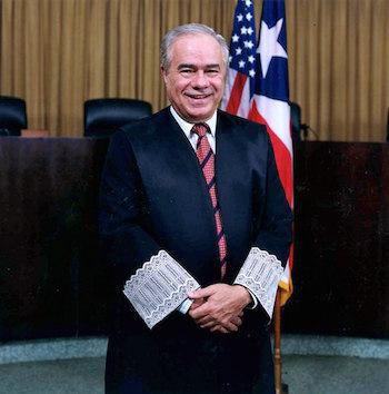El fenecido juez del Tribunal Supremo de Puerto Rico, Jaime Fuster Berlingeri