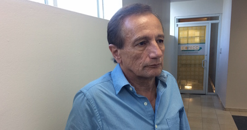 Dr. Osvaldo Rosario.
