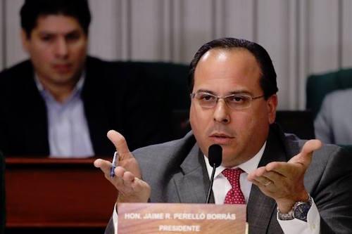 Jaime Perelló, presidente de la Cámara de Representantes