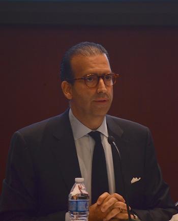 José Carrión III, presidente de la Junta de Control Fiscal